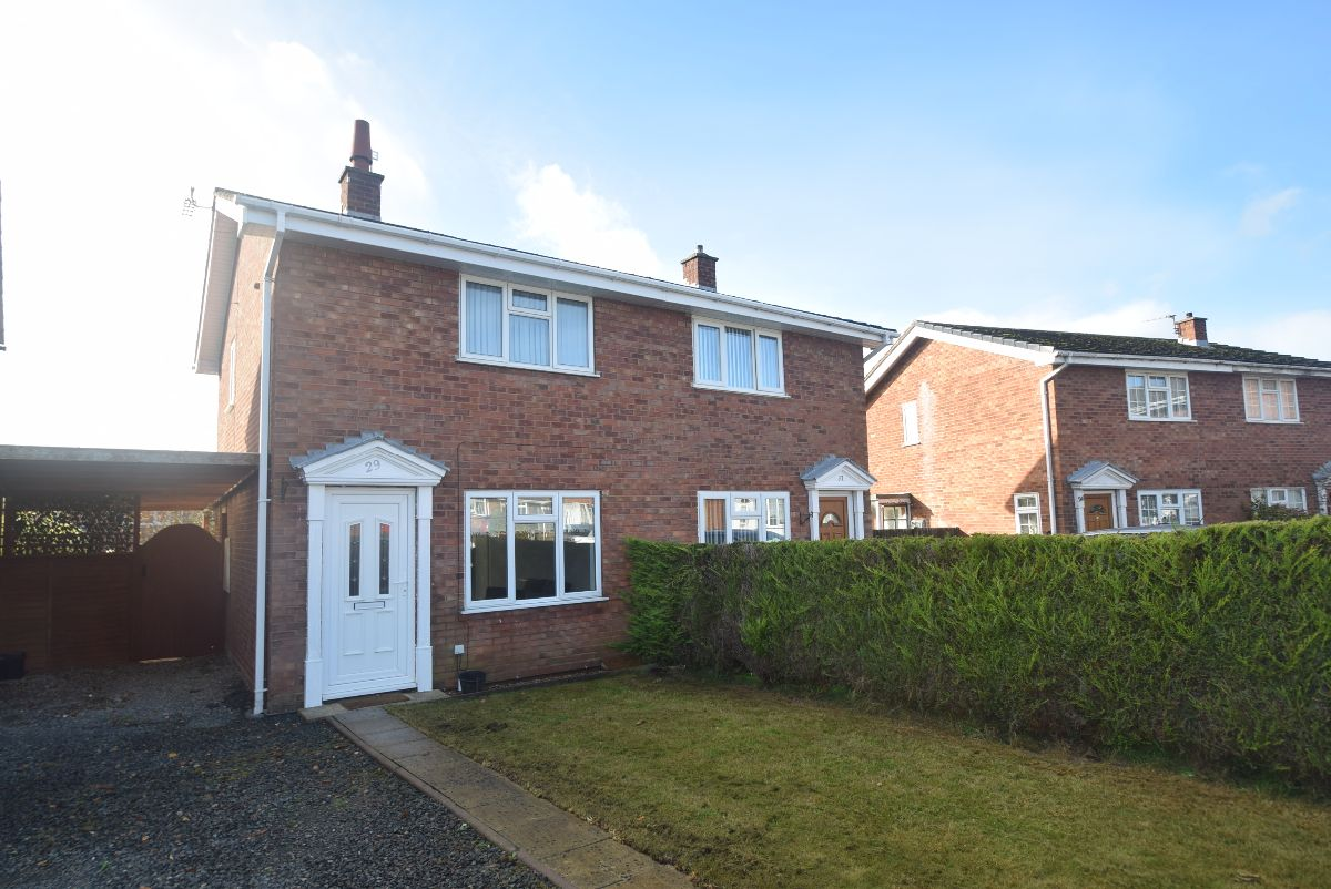 Property located at Geneshall Close, Stafford, Staffordshire