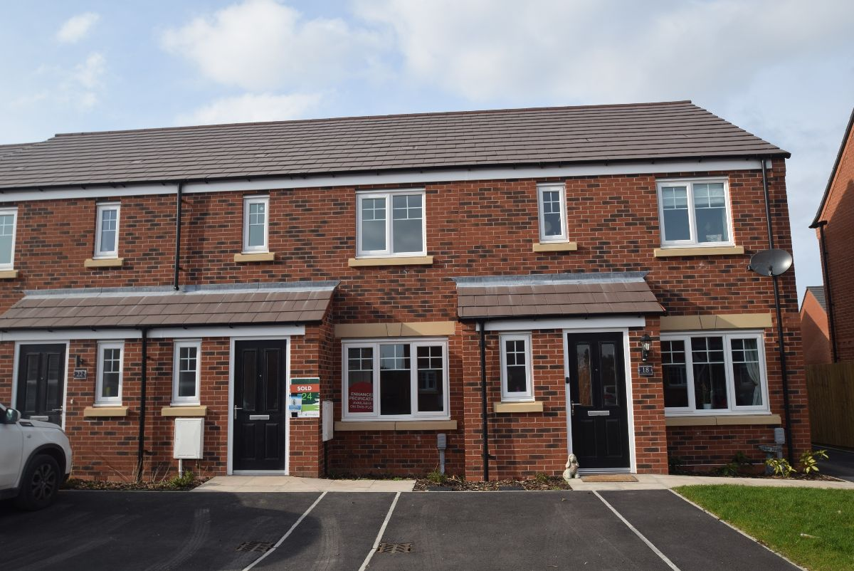 Property located at Drill Hall Place, Newport, Shropshire