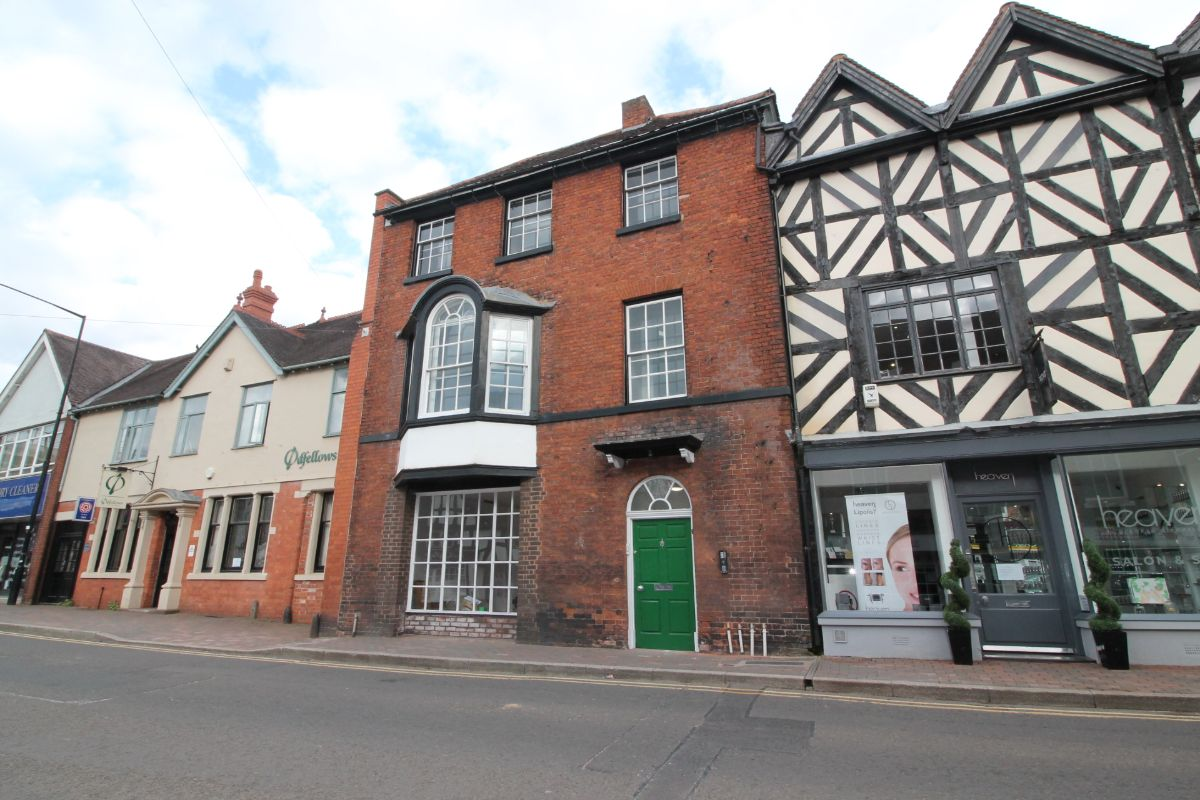 Property located at Flat 2,The Gallery,  Market Place, Shifnal, Shifnal, Shropshire