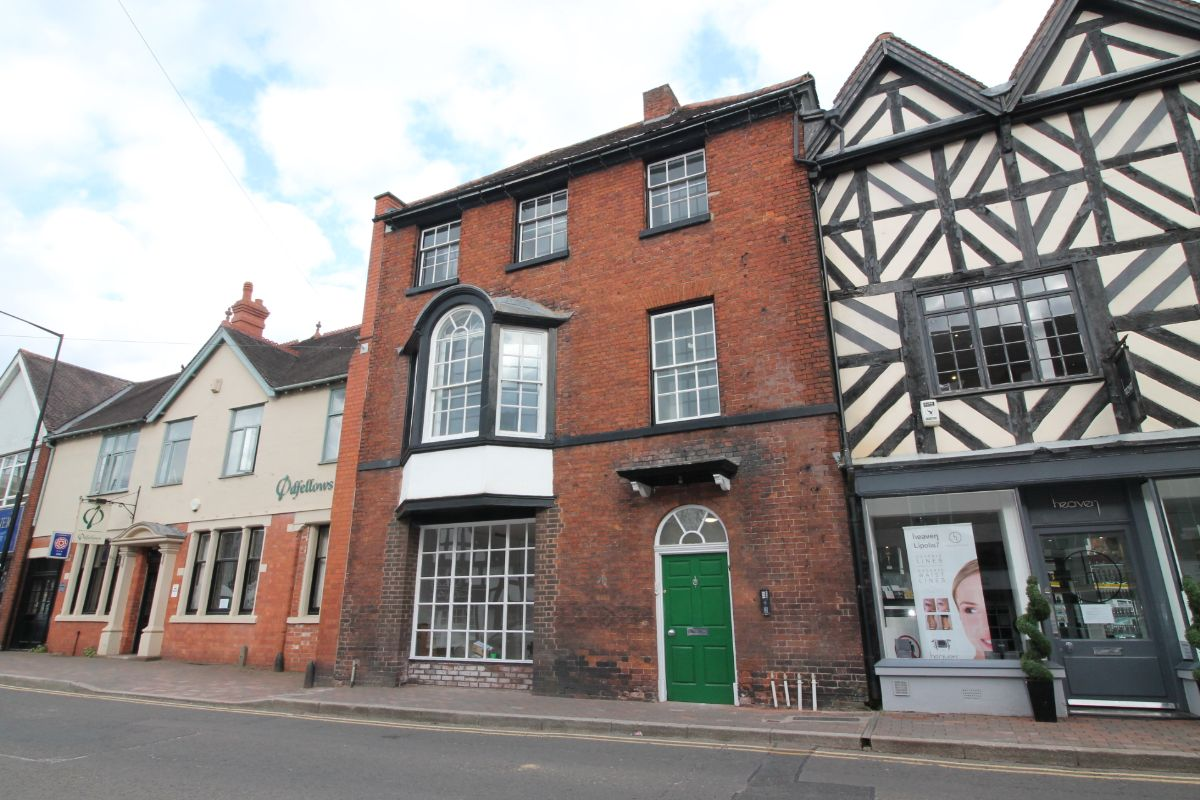 Property located at Flat 3,The Gallery,  Market Place, Shifnal, Shifnal, Shropshire