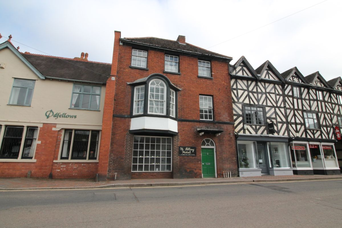 Property located at Flat 4,The Gallery,  Market Place, Shifnal, Shifnal, Shropshire