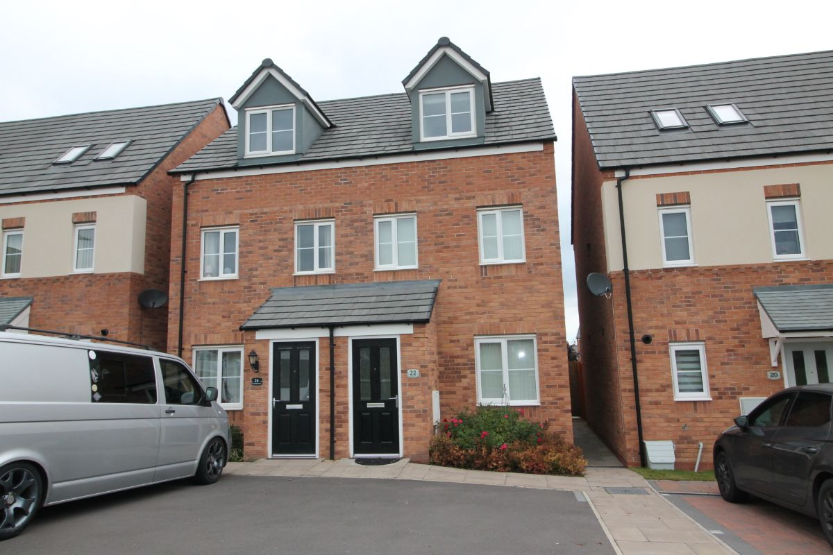 Property located at Greenfields Drive, Newport, Newport, Shropshire