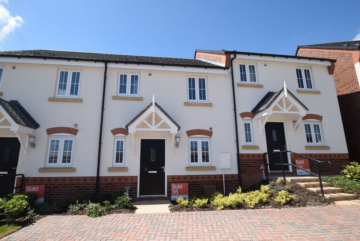 Property located at Hendrick Crescent, Shrewsbury, Shropshire