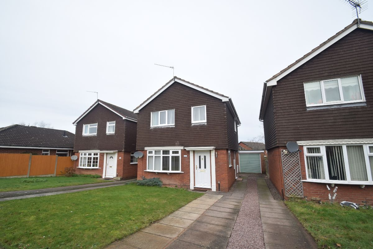 Property located at Aston Drive, Newport, Shropshire