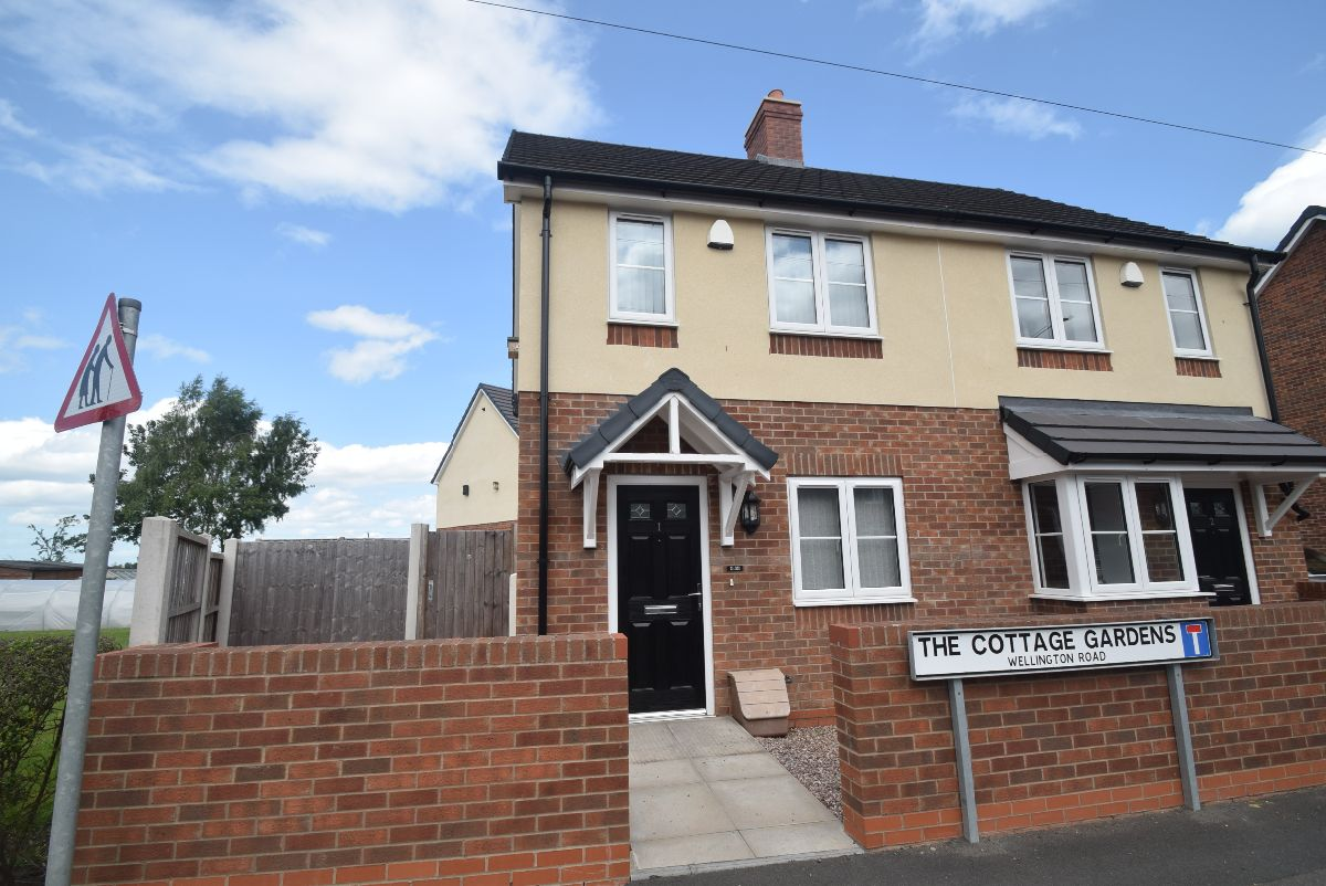 Property located at The Cottage Gardens, Telford, Shropshire