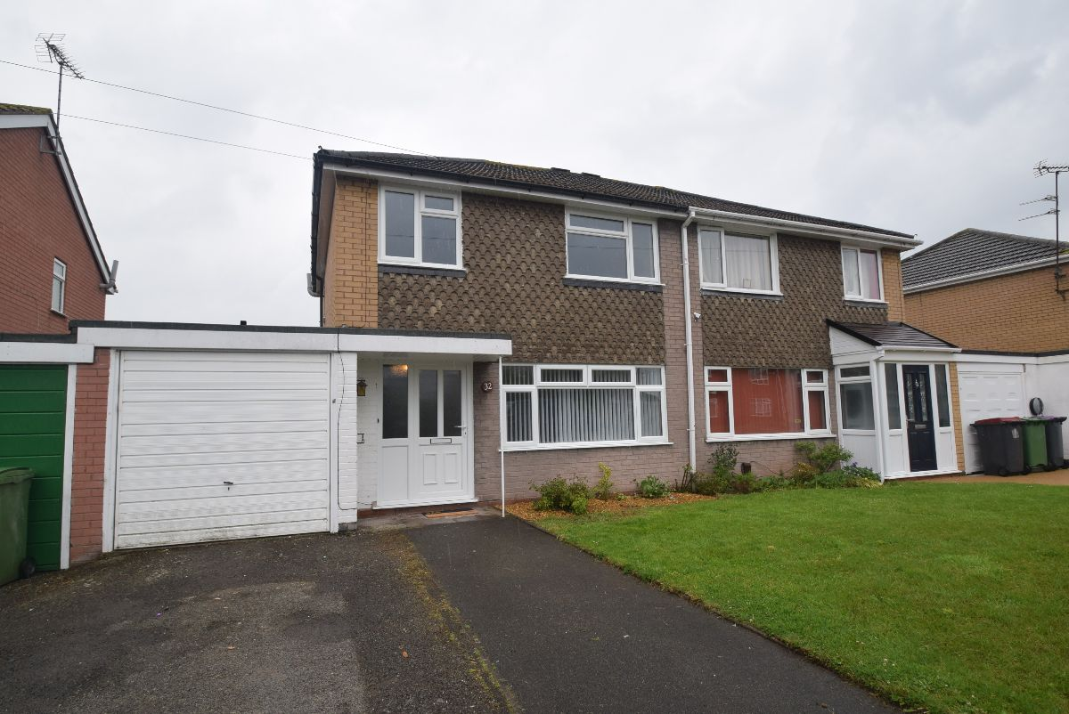 Property located at Meadow View Road, Newport, Shropshire